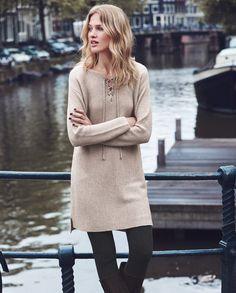 Image of Simona knitted dress
