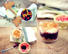 Finnish Christmas Breakfast With Mulled Wine Fruit Compote Recipe (Gluten Free, Vegetarian)