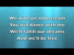 ▶ Brave - Learn Me Right LYRICS ON SCREEN - YouTube