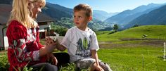 Urlaub mit Kindern auf dem Bauernhof Mountains, Nature, Travel, Summer Vacations, Family Getaways, Naturaleza, Trips, Viajes, Traveling