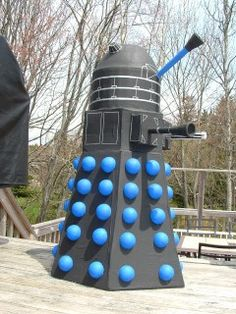 Doctor Who Theme: Dalek Pinata (I should have this for my 50th birthday party)