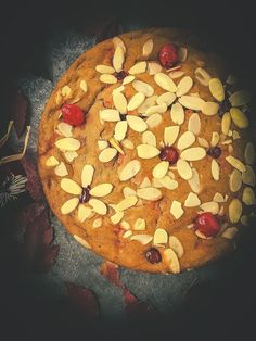 There are two home baked cake lovers in my family - my son and my husband, so there is always enough baking supplies in my pantry. Well I am not an expert and whatever baking knowledge I have, I have accumulated it over time. The process has been full of trials and errors.Few days back I decided to bake this cherry almond cake with whatever ingredients was available at home. Hubby loved it and kept asking what was it made of? Well it was just my regular egg free cake recipe. I just add…