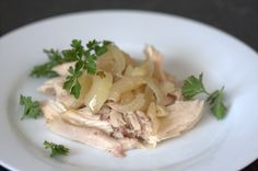 Goodie Godmother Slow Cooker Cuban Chicken