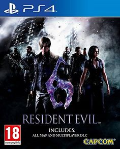 awesome Resident Evil 6 HD