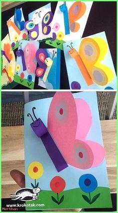 Kindergarten Art Preschool Art Summer Crafts Spring Crafts For Kids Art For Kids Spring Art Summer Art Grade Art Art Activities Kids Crafts, Spring Crafts For Kids, Summer Crafts, Toddler Crafts, Diy Craft Projects, Easter Crafts, Projects For Kids, Art For Kids, Diy And Crafts