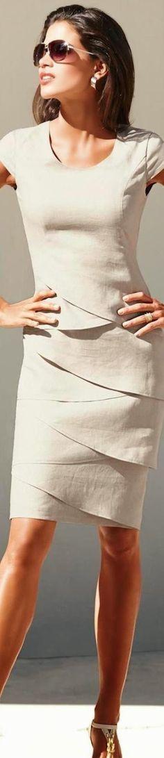 Madeleine dress via @kolevamaria. #dresses #Madeleine