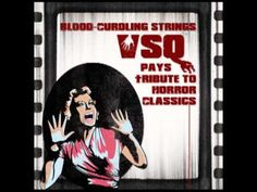 Friday the 13th - Main Theme - VSQ Pays Tribute to Horror Classics - YouTube String Quartet, Main Theme, Friday The 13th, Shark Week, Halloween Themes, Music Bands, Maine, Blood, Horror