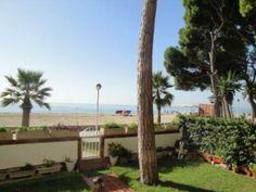#Apartamento para 6 personas en primera linea de playa en #Cambrils #CostaDorada