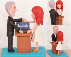 Just got a job from facebook  Personalised by UniqueCakeToppers #jobthemetopper #weddingcaketopper #weddingtopper