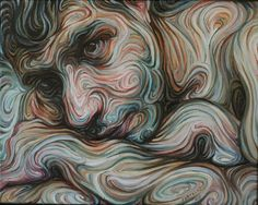 These Self-Portraits and Liquid Friends are energetic paintings by Nikos Gyftakis. Using vibrant colors and swirling brush strokes, the Greek artist L'art Du Portrait, Portraits, Portrait Paintings, Nikos Gyftakis, Portfolio D'art, Contour Line Drawing, Drawing Tips, Art Alevel, Collages