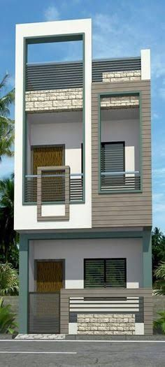 Front design of small house very small house elevation small house exteriors house elevation house facades . front design of small house House Outer Design, House Front Design, Small House Design, Modern House Design, Townhouse Designs, Duplex House Design, Front Elevation Designs, House Elevation, Small House Exteriors