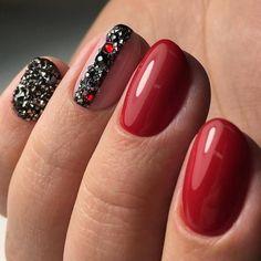 15 Intricate Nail Designs Where You Say Wow - Mody Hair 3d Nails, Glitter Nails, Green Nail Designs, Moon Nails, Seasonal Nails, Nail Plate, Nails At Home, Green Nails, Beautiful Nail Designs