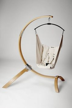 Organic baby hammock. Great for baby Piper. (Baby Furniture)