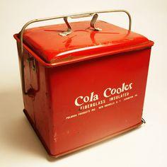 Cola CoolerBox