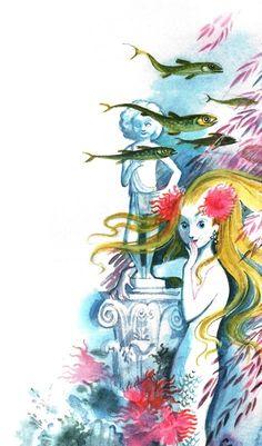 Nika Goltz ~ The Little Mermaid - Fairy Room