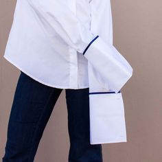Statement sleeves | The Anne Shirt