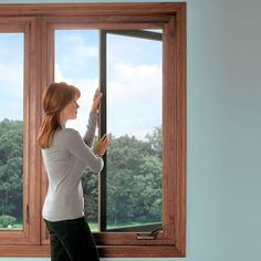 Marvin makes a window suitable for showers my marvin rep for Marvin integrity casement windows