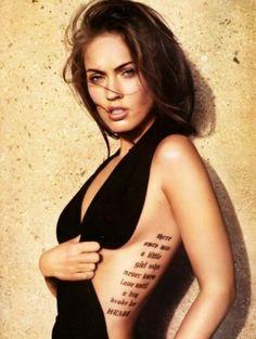 13 Very #Feminine Spots for a Tattoo ...