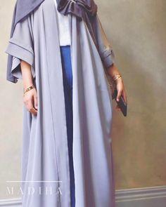 132 Likes, 5 Comments - abayahs Uk Fashion, Modest Fashion, Modest Wear, Women Empowerment, Duster Coat, Kimono Top, Abayas, Closer, Instagram Posts