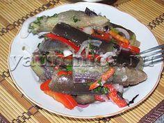 Маринованные баклажаны быстрого приготовления – пошаговый рецепт с фото