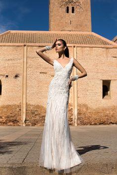 3c898d2df52 Свадебное платье «Лика» Лорензо Росси — купить в Москве платье Лика из  коллекции