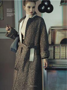 Rosie Tupper By An Le For Elle Vietnam December 2013