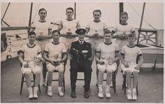 HMS Conway rowing team 1937