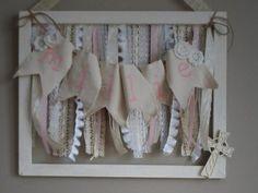 Baby door hangers for hospital or kid's room