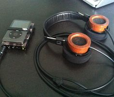 "Lee's Setup. ""Attached is my rig which is ALO Rx MKII Tactical + iPod Classic + Grado RS-1i.  Sounds wonderful."" #mysetup"