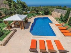 A dream holiday home fully equipped for self catering with views towards the famous Gozo landmark of the Azure Window | www.gozovillarentals.com