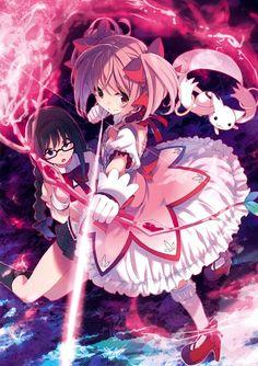 Sou Hamayumiba, Shaft (Studio), Puella Magi Madoka Magica, Puella Magi Madoka Magica The Illustrated Book, Homura Akemi