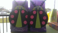 Ladybug Treat Bags