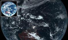 G.A.B.I.E.: ¿La Tierra no es azul?: Un satélite japonés revela...