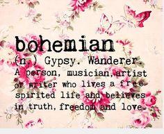 Bohemian Decor Inspiration | Hippie Chic Homes | Feng Shui ...