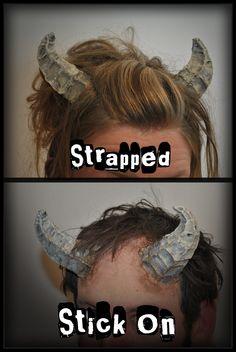 fancy dress horns - Google Search
