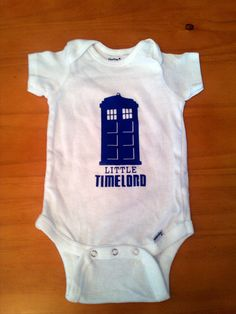how cute...must have for every little timelord