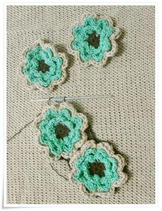 Tricot o crochet: {Y así empezamos el año...}