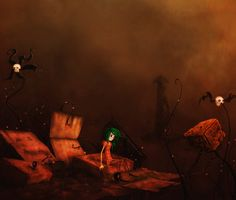 End of the Line by 2pified on DeviantArt