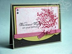 Blooming with Kindness, Delicate Designs embossing folders, & Adorning Accents edgelits. Thanks Jan!