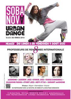 Sobanova Urban Dance Nîmes 2013.  See more details on http://asso.sobanova.com