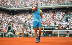 Marathon Matches: How Do Top Tennis Players Stay Focused? Nadal Roland Garros, Lawn Tennis, Tennis Stars, Rafael Nadal, Sports Games, Roger Federer, Stay Focused, Tennis Players, Wimbledon
