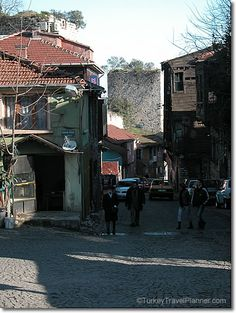 Old Sultanahmet Street, Istanbul, Turkey