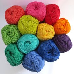 Hey, I found this really awesome Etsy listing at https://www.etsy.com/listing/130111354/mercerised-cotton-yarn-in-one-each-of-12