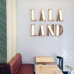 la la land light fixture / sfgirlbybay