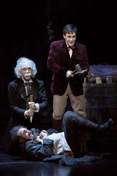 Tanz der Vampire - Das Musical  Their faces OMG haha