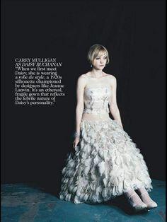 プラダのドレスを着るキャリー・マリガン : 『華麗なるギャツビー』の豪華爛漫な世界を覗いてみる - NAVER まとめ