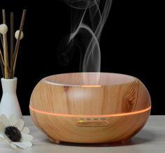 60% Discount: Aroma Essential Oil Diffuser