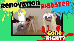 Funny hand puppet show for children - This funny puppets video for kids is about a Renovation Disaster Gone Right? This hand puppet show for kids will entert. Puppet Show For Kids, Animal Facts, Hand Puppets, Jokes, Children, Funny, Facts About Animals, Kids, Chistes