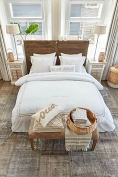 Riviera Maison bedroom