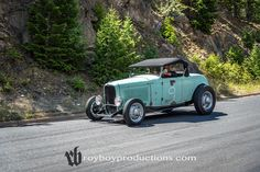 2015 Hot Rod Hill Climb Coverage Brought To You By Speedway Motors #HotRodHillClimb More here: